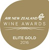 Elite Gold Air New Zealand Wine Awards 2016