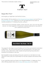 Tinpot Hut Wines newsletter Feb 2018