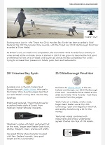 Tinpot Hut Wines newsletter May 2015