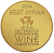 San Francisco Wine Competition Best Syrah award