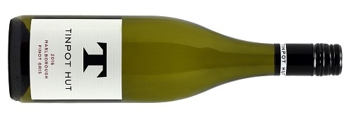 Tinpot Hut Marlborough Pinot Gris 2016